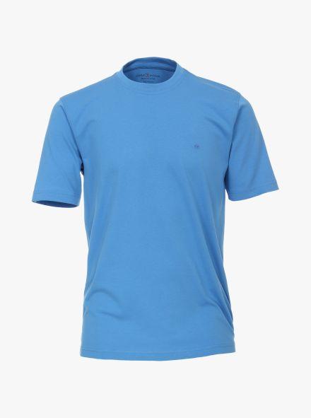 T-Shirt in Aqua - CASAMODA