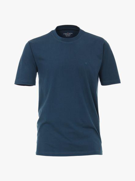 T-Shirt in Grünblau - CASAMODA