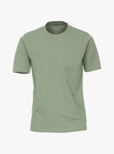 T-Shirt in Mint - CASAMODA