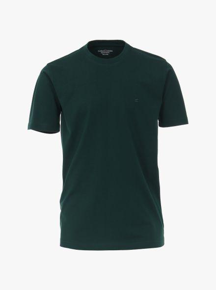 T-Shirt in Dunkelgrün - CASAMODA