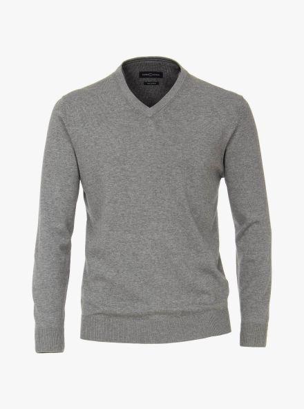 Pullover in Hellgrau - CASAMODA