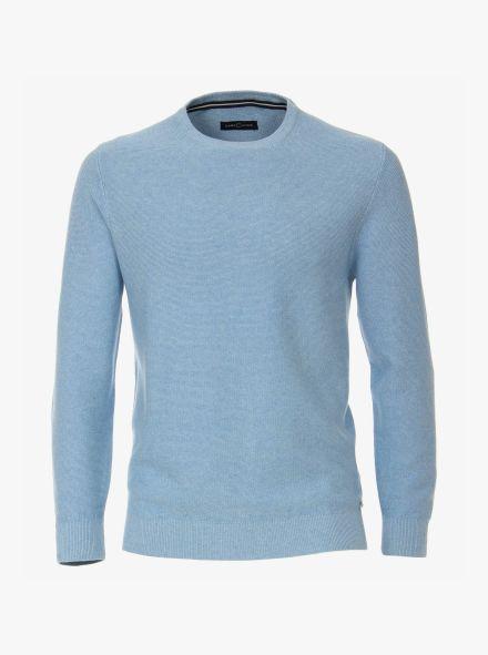 Pullover in Hellblau - CASAMODA