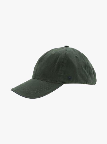 Cap in Dunkelgrün - CASAMODA