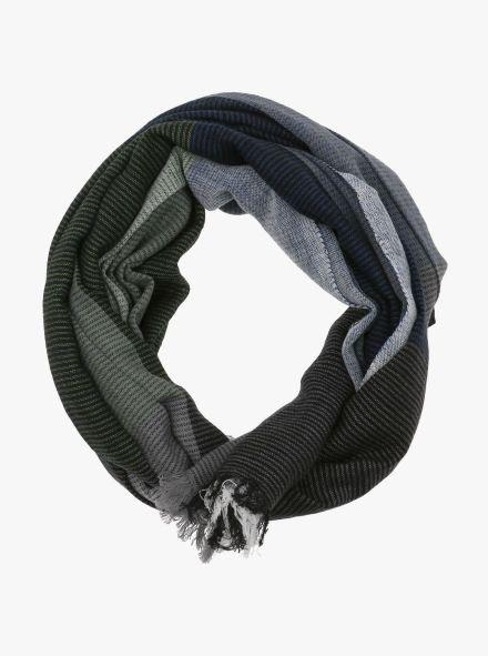 Schal in Blau - CASAMODA