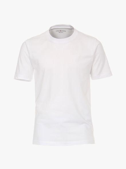 T-Shirt Doppelpack in Weiß - CASAMODA
