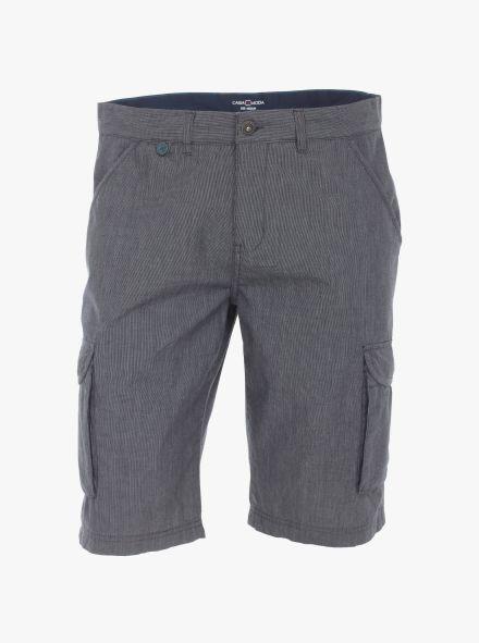 Shorts in graues Mittelblau - CASAMODA