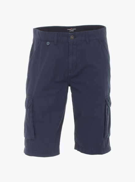 Shorts in Dunkelblau - CASAMODA