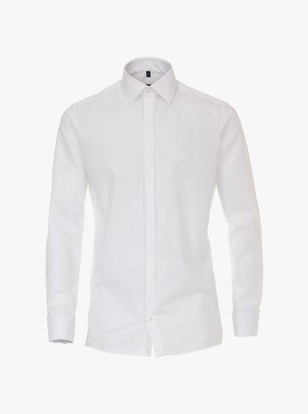 Businesshemd in Weiß Modern Fit - CASAMODA