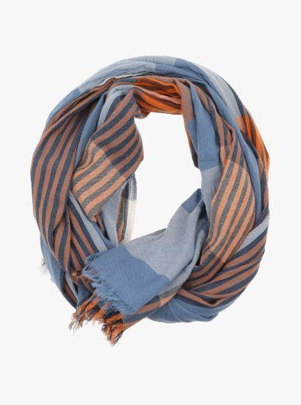 Schal in Orange - CASAMODA