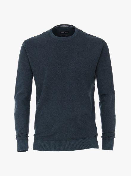 Pullover in Grünblau - CASAMODA