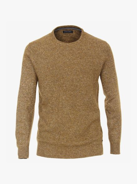 Pullover in Senfgelb - CASAMODA