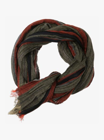 Schal in Olive - CASAMODA