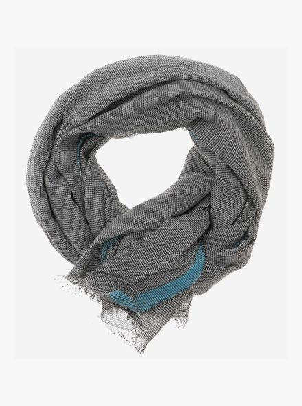Schal in Hellblau - CASAMODA