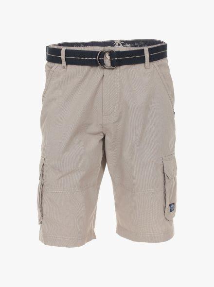 Shorts in Weißbeige - CASAMODA