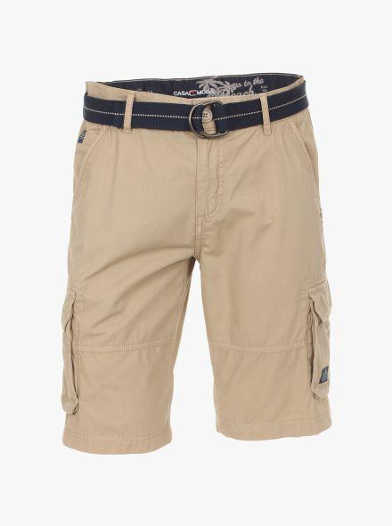 Shorts in Beige - CASAMODA
