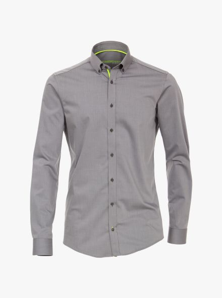 Sneakershirt in Grau Venti Modern - VENTI