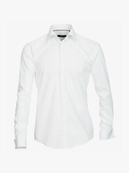 Businesshemd extra langer Arm 72cm in Weiß Venti Modern - VENTI