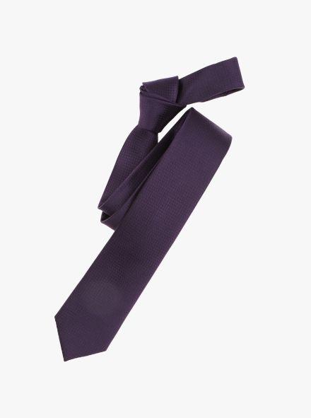 Krawatte in Dunkellila - VENTI