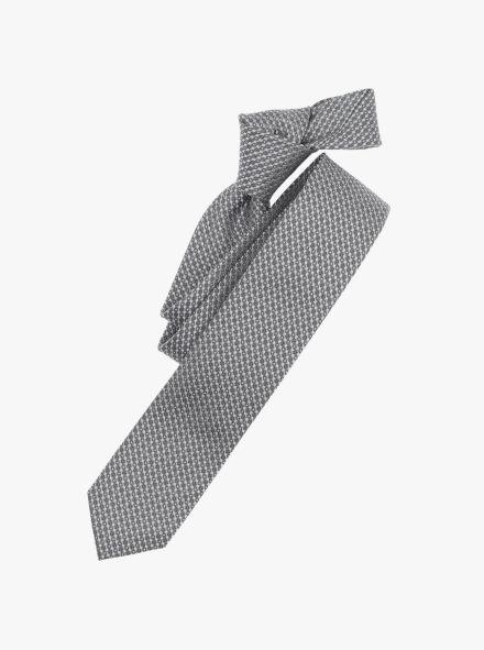 Krawatte in Hellgrau - VENTI