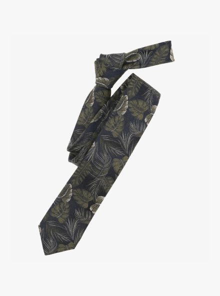 Krawatte in Dunkelgrün - VENTI