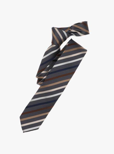Krawatte in Braun - VENTI