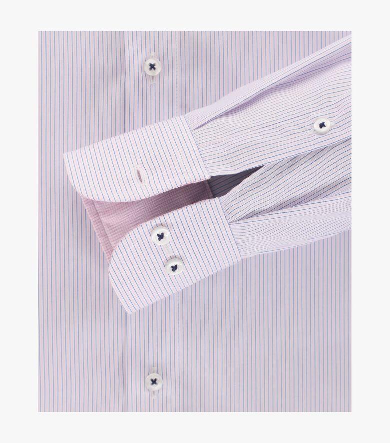 Businesshemd in Rosarot Comfort Fit - CASAMODA