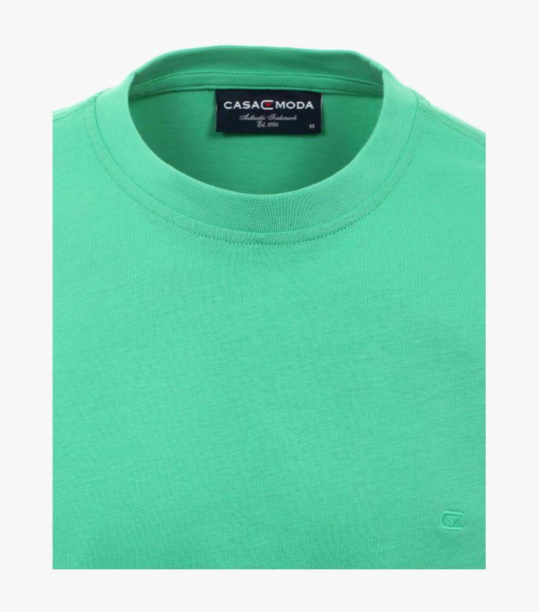 T-Shirt in Hellgrün - CASAMODA