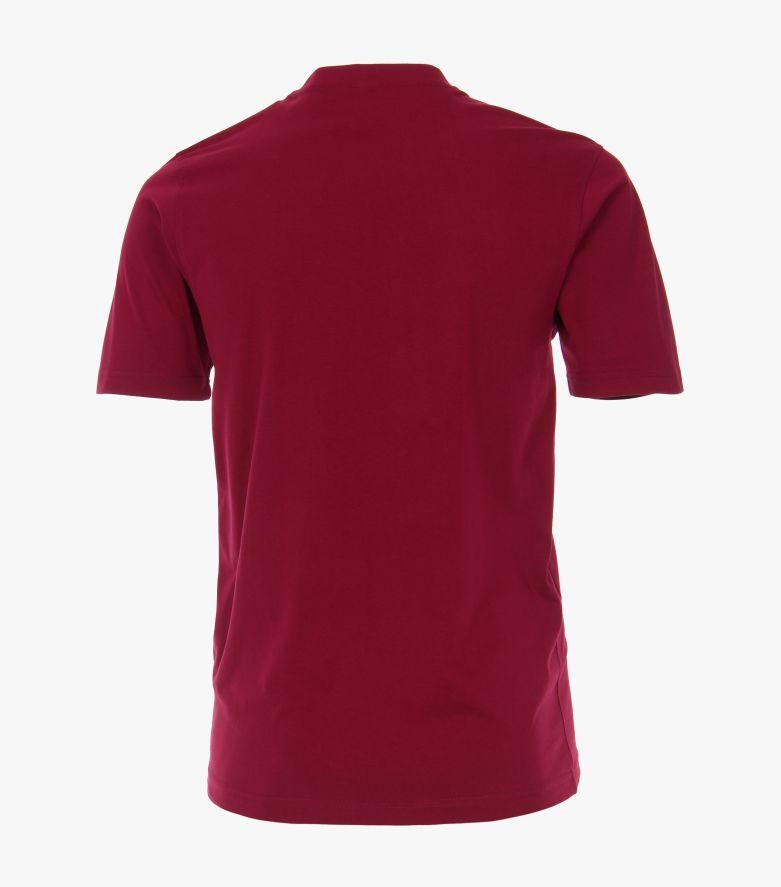 T-Shirt in Magenta - CASAMODA