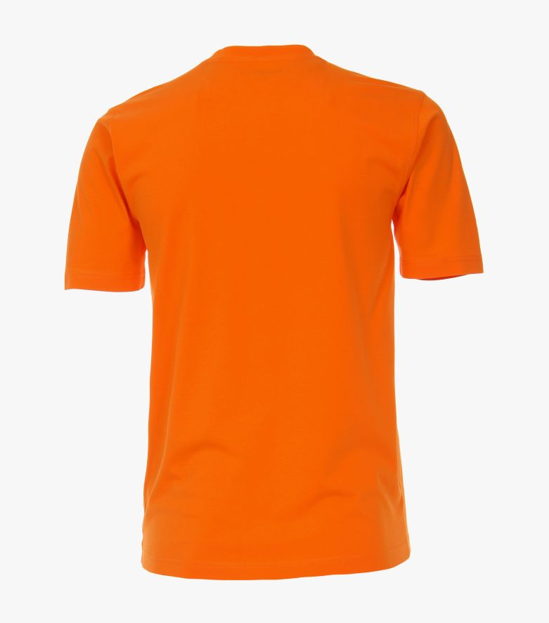 T-Shirt in Hellorange - CASAMODA