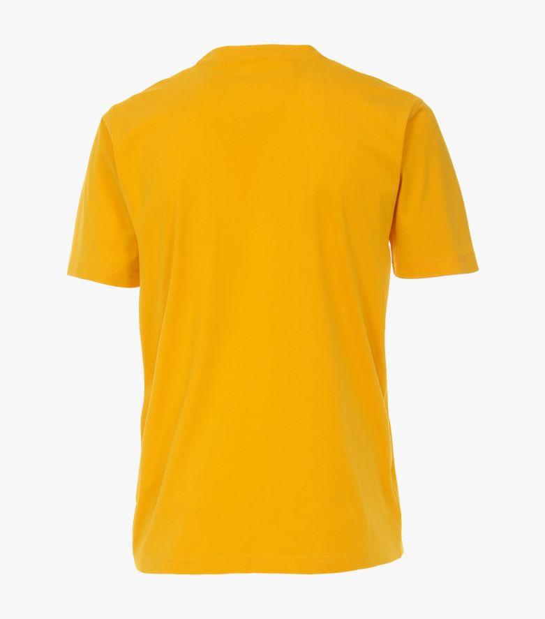 T-Shirt in Senfgelb - CASAMODA