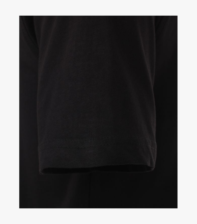 T-Shirt in Schwarz - CASAMODA