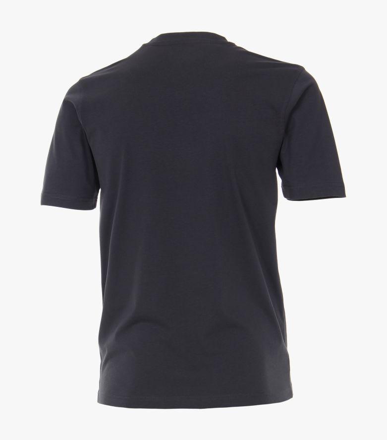 T-Shirt in Dunkelgrau - CASAMODA