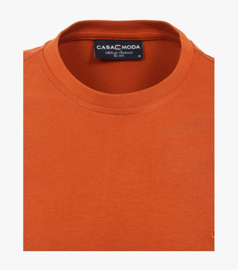 T-Shirt in Orange - CASAMODA