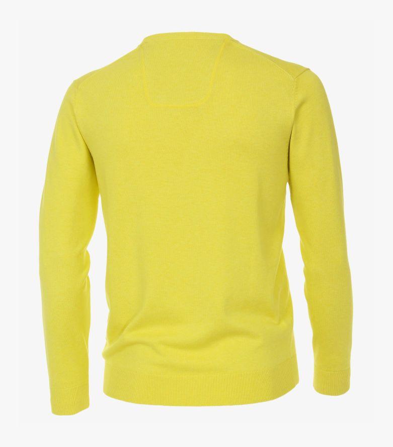 Pullover in Hellgelb - CASAMODA