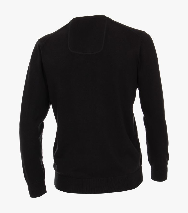 Pullover in Schwarz - CASAMODA