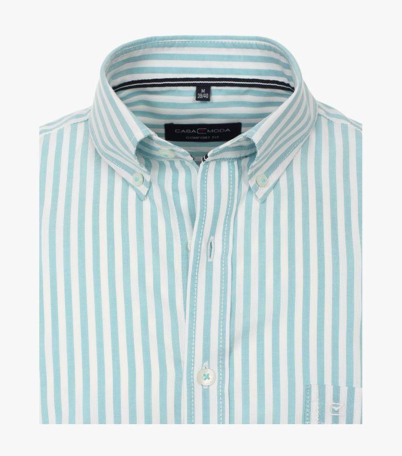 Freizeithemd in Grün Comfort Fit - CASAMODA