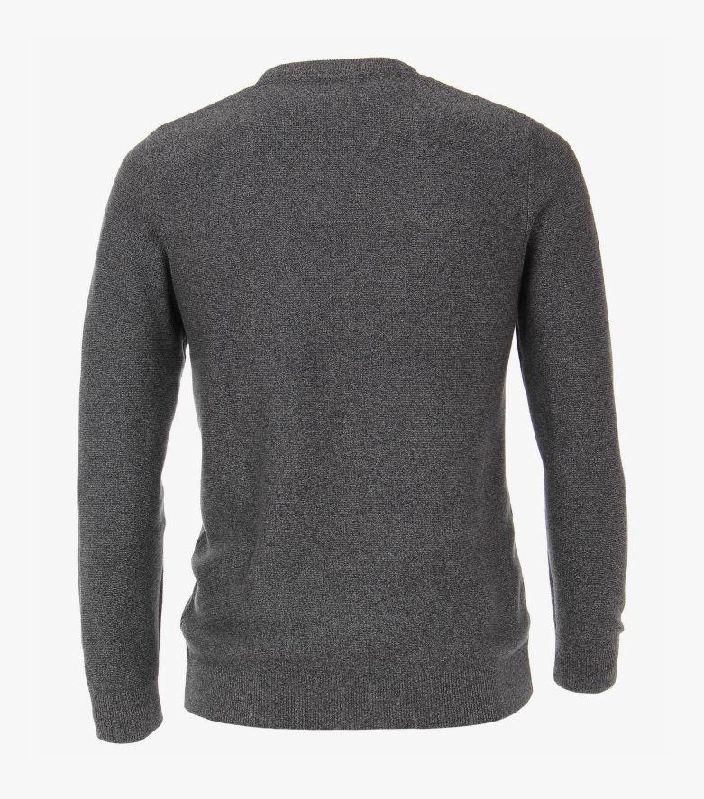 Pullover in graues Dunkelblau - CASAMODA