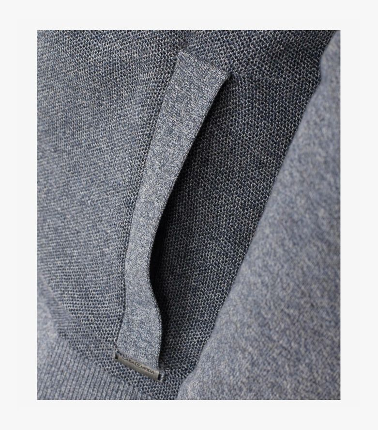 Strickjacke in Grau - CASAMODA