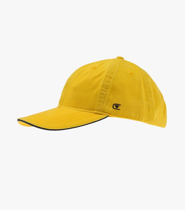 Cap in Gelb - CASAMODA