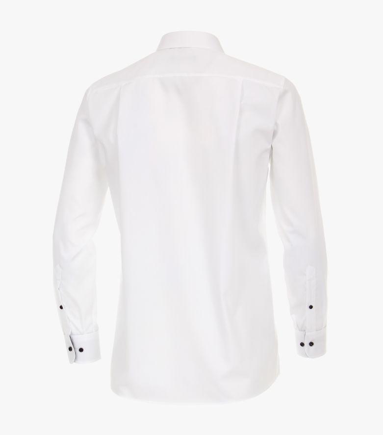 Businesshemd extra langer Arm 72cm in Champagner Comfort Fit - CASAMODA