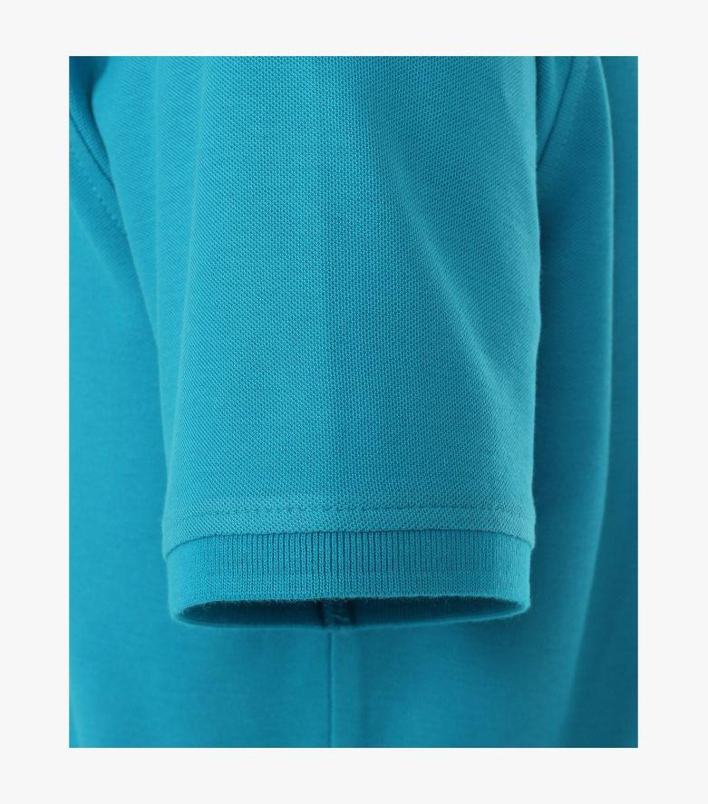 Polo-Shirt in dunkles Türkis - CASAMODA