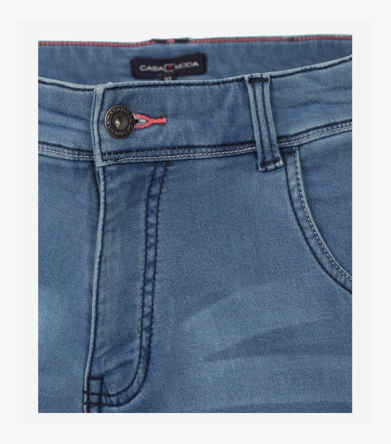 Shorts in Hellblau - CASAMODA