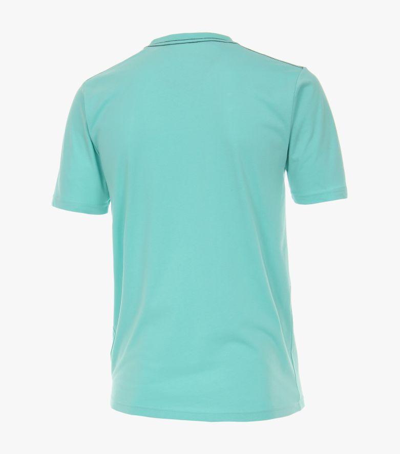 T-Shirt in Helltürkis - CASAMODA