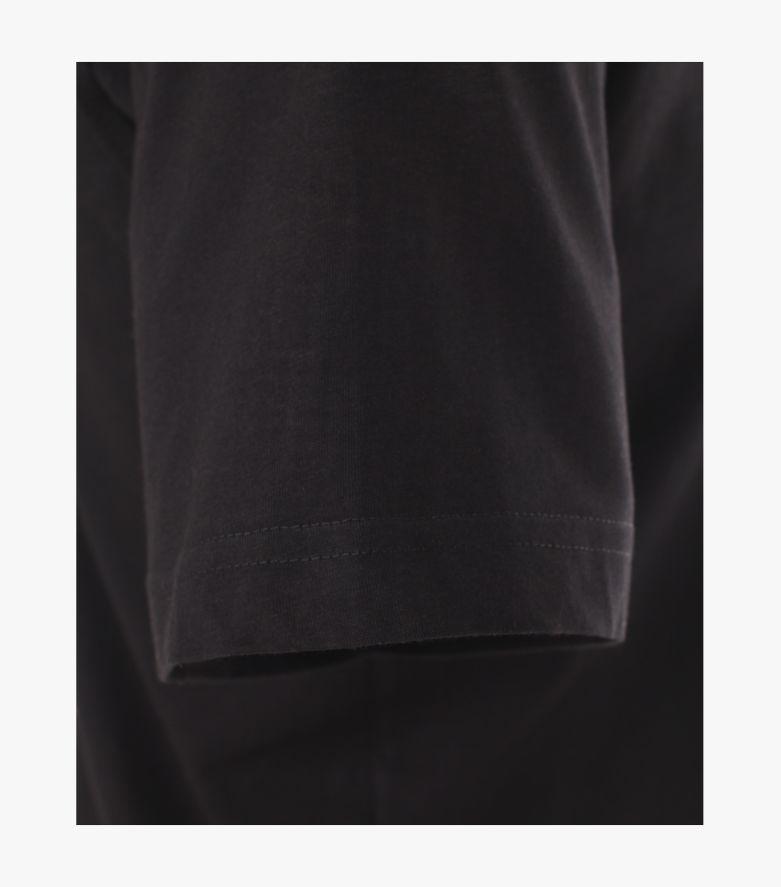 T-Shirt Doppelpack in Schwarz - CASAMODA