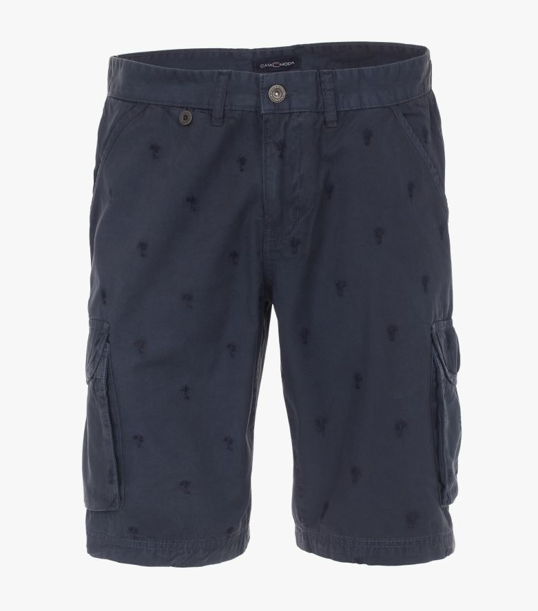 Shorts in Mittelblau - CASAMODA