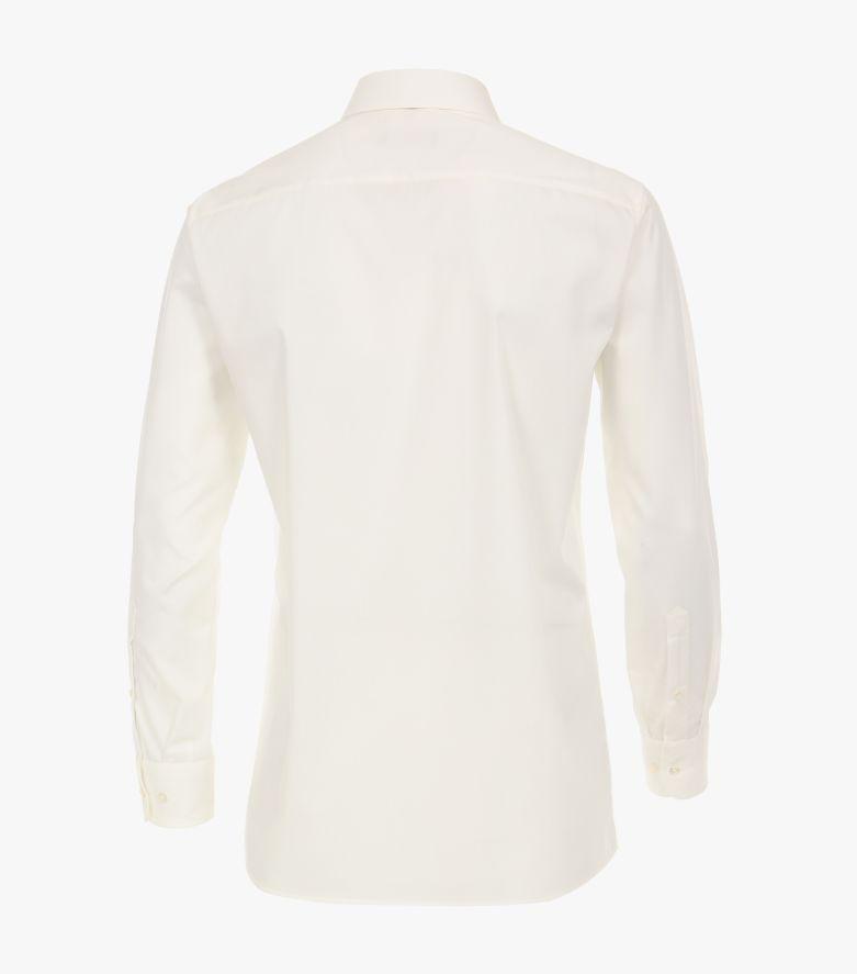 Businesshemd extra langer Arm 72cm in Weißbeige Modern Fit - CASAMODA