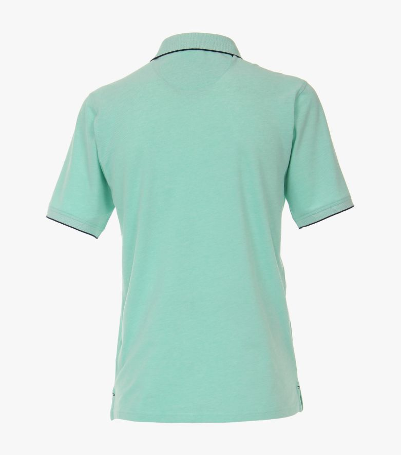 Polo-Shirt in Türkis - CASAMODA