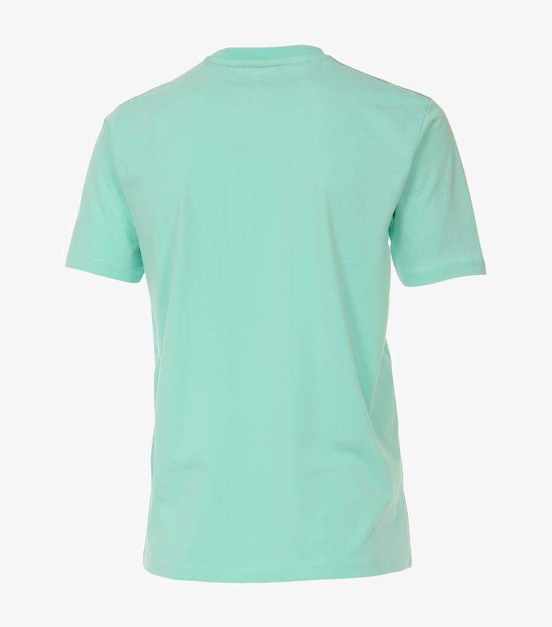 T-Shirt in Türkisgrün - CASAMODA