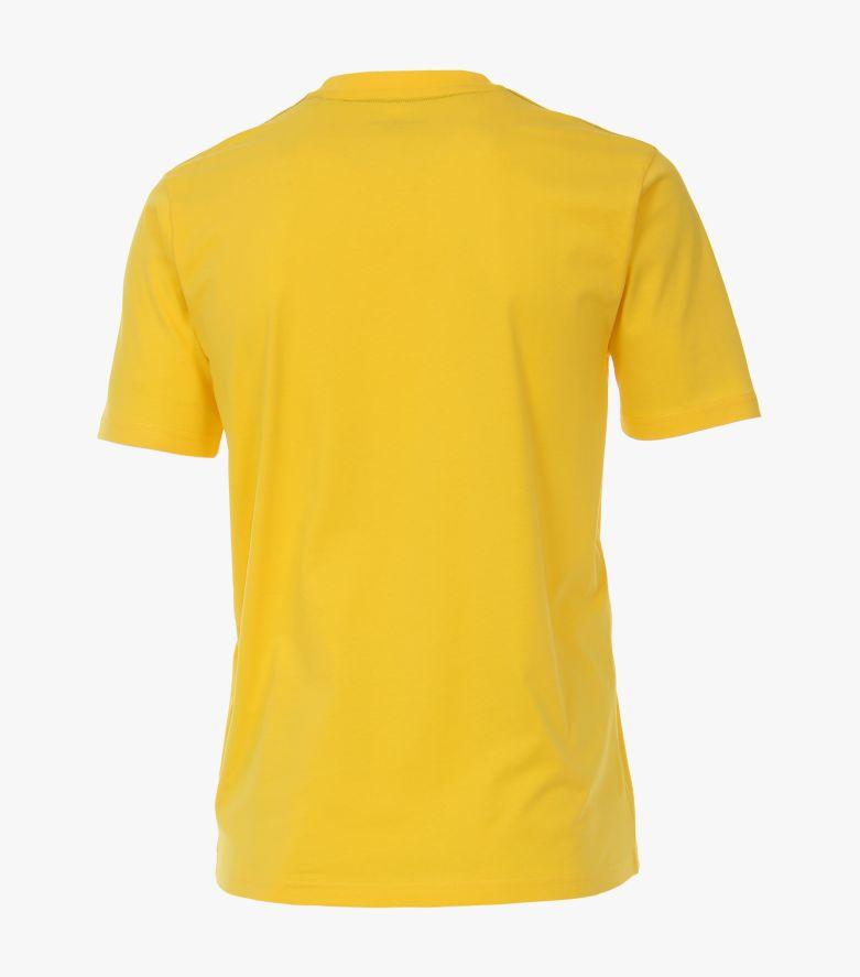 T-Shirt in Gelb - CASAMODA