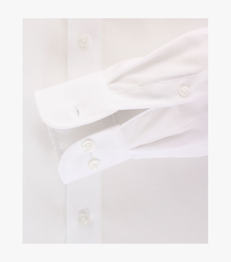Businesshemd extra langer Arm 69cm in Weiß Comfort Fit - CASAMODA